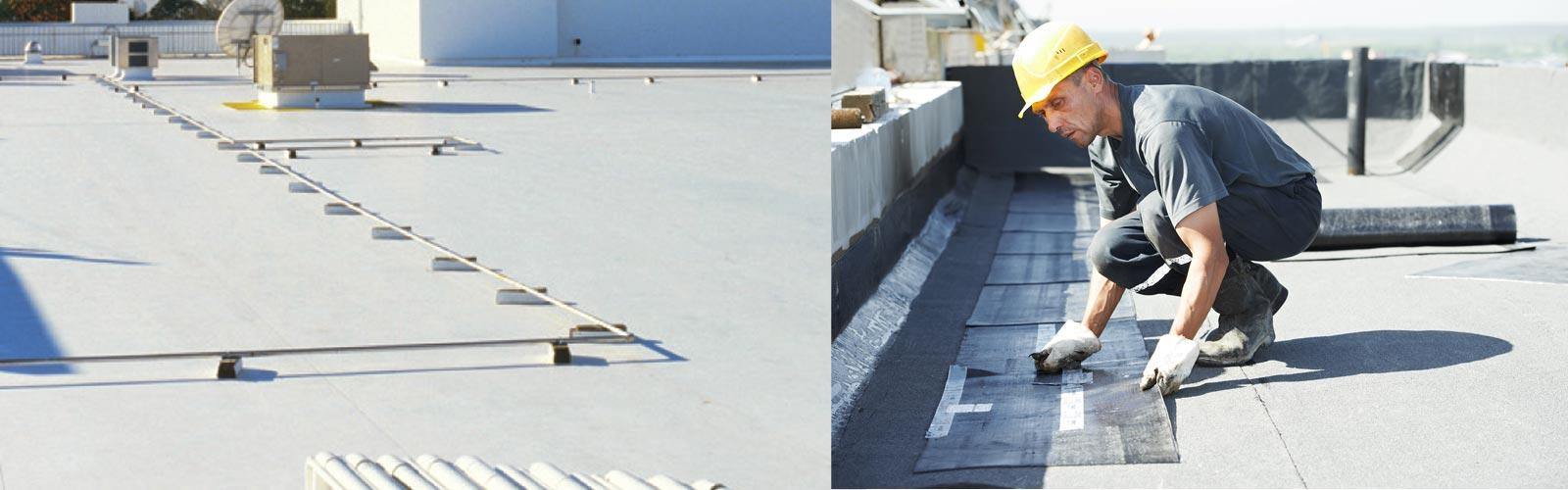 River City Roofing Images